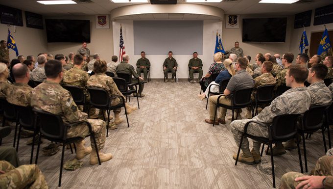 """New commander to take 137th SOG to """"next level"""""""