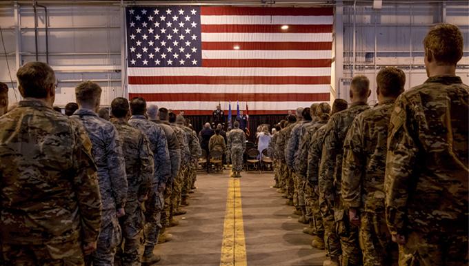Oklahoma Air National Guardsman receives Airman's Medal