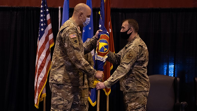 137th SOW welcomes new commander